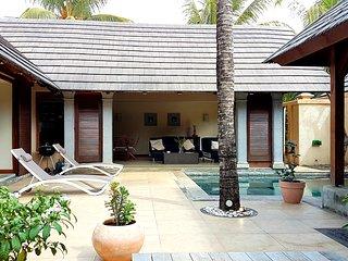 Villa Oasis Mauritius / Private / Secured / Pool