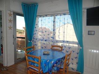 Appartement Sainte Cecile a 50 metres de la mer
