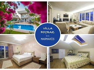 Villa Poyraz Daily Weekly Rentals