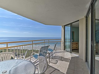 Myrtle Beach Condo w/ Resort Amenities!
