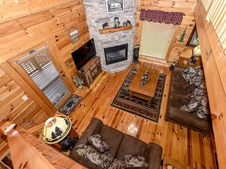 Beary Cozy Cabin