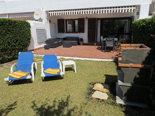 Cala D'Or Beautiful and modern apartment with private garden, BBQ, swimming pool