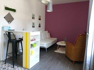 L'appartement de Malo