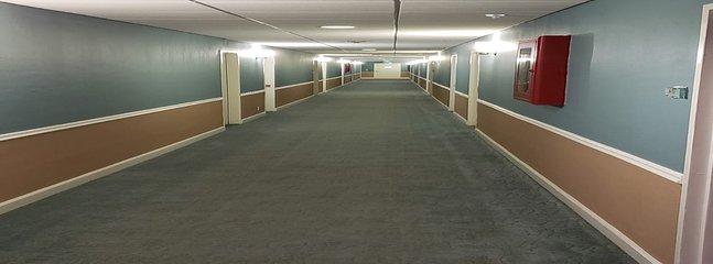 Hallway to 7m Apartment