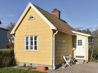 Nice home in Ronneby w/ 1 Bedrooms