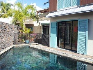 La Musarde, magnifique villa avec piscine à deux pas de la plage de Boucan Canot