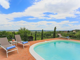 CASA DI DANTE with private swimming pool, AC and Wifi