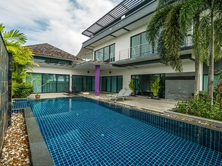 Diamond 258 - 3 bedroom private pool villa in BangTao