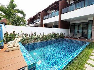 AP West 5 - Convenient private pool 3 bdr villa in Kamala