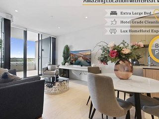 Brand New, Fully Furnished, near Macquarie Centre