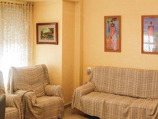 Nice apartment in Mareny de Barraquetes w/ 3 Bedrooms
