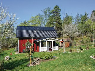 Nice home in Animskog w/ WiFi and 3 Bedrooms