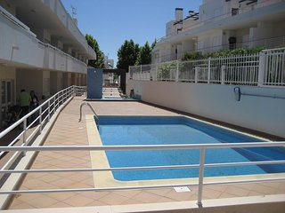 Apartamento T3 R/C c/ piscina Santa Luzia