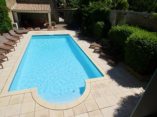 Gite Lavande - La Maison Des Vignes - Luxury gites & heated pool