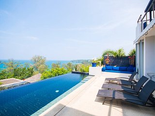 Spacious 5-Bedroom Surin Beach Villa