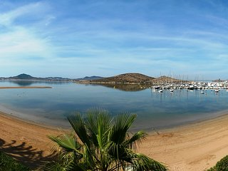 Beach Villa La Manga del Mar Menor