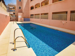Nice apartment in Aguadulce w/ Outdoor swimming pool, WiFi and Outdoor swimming