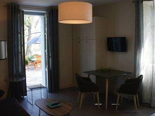 T2 jardin · Appartement de standing dans une charmante Bastide