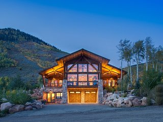 Mountain Chalet in Crested Butte, Colorado