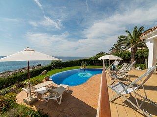 Camera STELLE -CASA MILOS B&B Minorca- villa sul mare con piscina