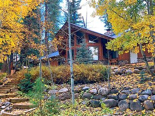 Vallecito Lake Resort Home Near Marina Hiking Trails and Restaurants