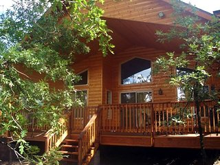 WOW!! Perfect Cabin in Pinetop CC