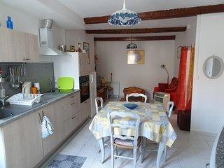 Gîte Le Ramonettage, gîte classé 2 étoiles par Hérault Tourisme