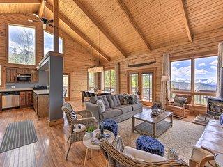 Colorado Mountain Retreat w/ Views on 45 Acres!