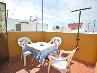 Apartamento Calle Bilbao con terraza