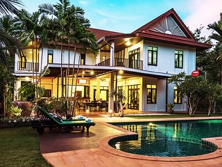Krabi Family Pool Villa