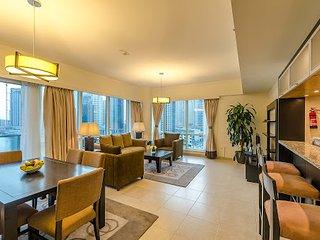 3BR With Balcony + Direct Elevator To Marina Walk