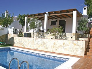 Nice home in Frigiliana w/ Internet, 2 Bedrooms and Outdoor swimming pool