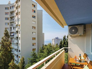 Awesome apartment in Rijeka w/ WiFi and 2 Bedrooms