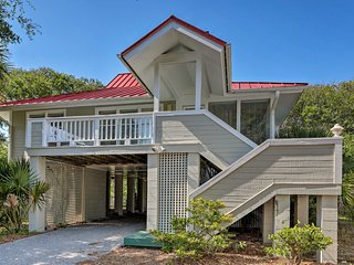 Reduced! 3BR Isle of Palms House Close to Beach!