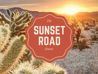 The Sunset Road House, Joshua Tree