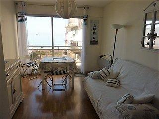 Bel Appartement face a la mer - 4 personnes