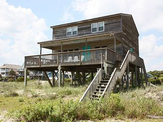Grandma and grandpas old-time beach house