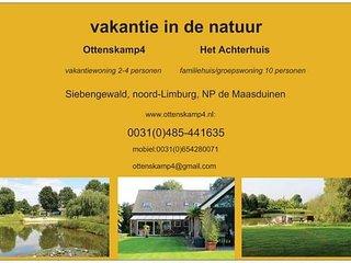 Vakantie in de natuur