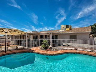 Lake Havasu City House w/ Pool & Game Room!