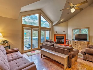 NEW! Spruce Park Home ~5 Min. from Vail Ski Lifts!