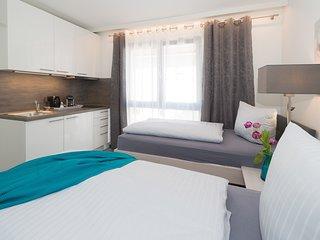 Komfort-Doppelzimmer 'Ambiente 2' - die Hotel-Alternative in Bensheim!