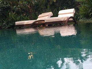 Villa sindu ubud Beautiful 1500m2 3 bedrooms private villa