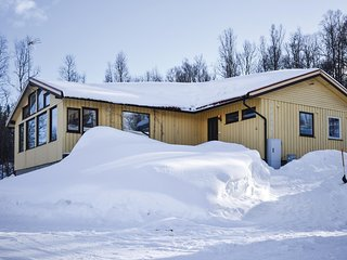 Amazing apartment in Finnsnes w/ WiFi