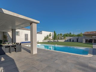 Amazing home in Plaissan w/ Outdoor swimming pool, WiFi and Outdoor swimming poo