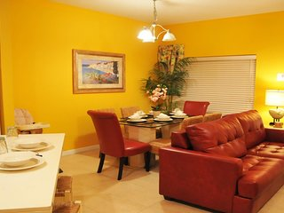 ⭐Coral Cay Resort Townhome 4 Bedroom⭐