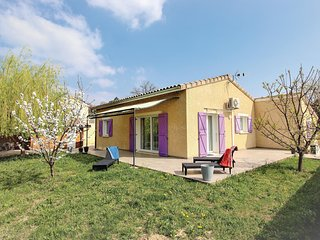 Nice home in St Marcel d'Ardeche w/ Outdoor swimming pool, Outdoor swimming poo