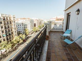 Duplex Penthouse Barrio Salamanca