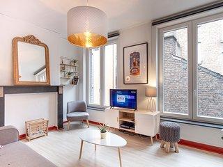 Le Cerisier - Duplex meuble au centre de Namur