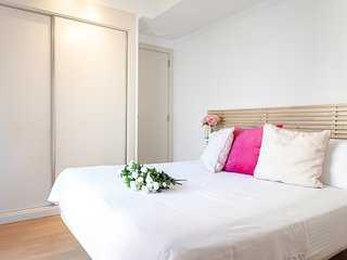 Cozy 1 bedroom apartment in quiet area of Malaga city