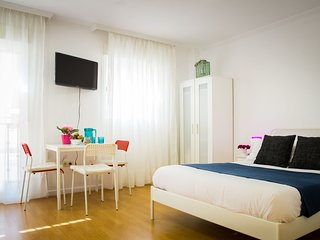 Beautiful studio for 4 people in Málaga close to the historic center